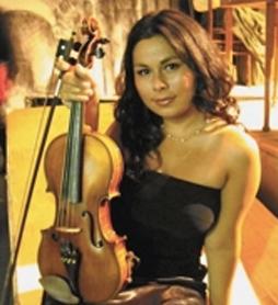 Ana-Bivol - violin