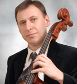 Nazar Dzhuryn - Cello