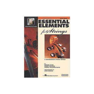 Essential Elements Book 1 Cello