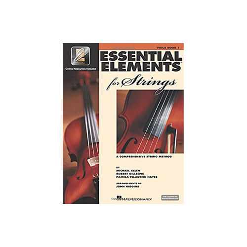 Essential Elements Book 1 Viola