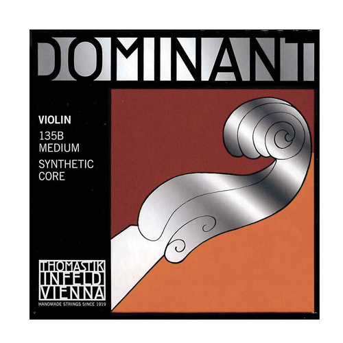 Full Set of Violin 4/4 Dominant Steel Strings