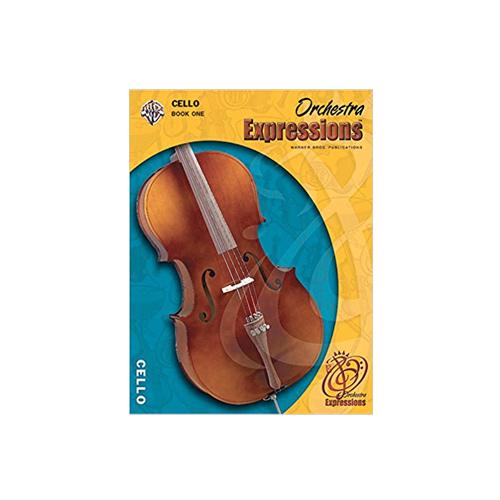 Orchestra Expressions Book 1 Cello