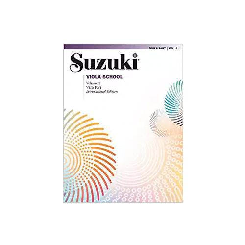 Suzuki Viola School Book 1